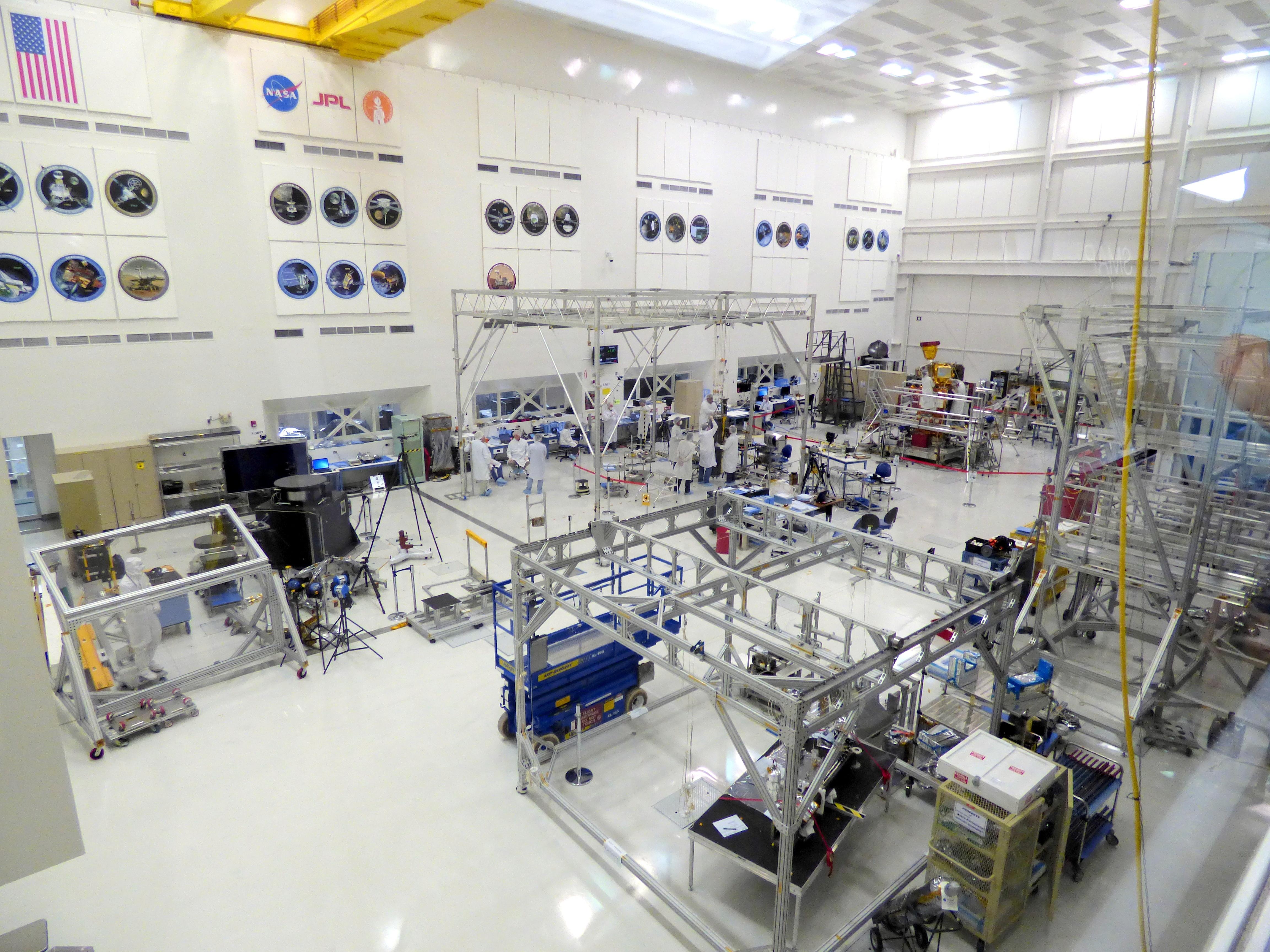 Collaboration at NASA