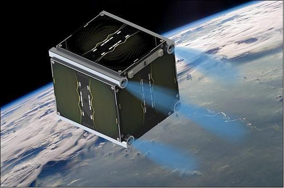 The UWE-4 Satellite