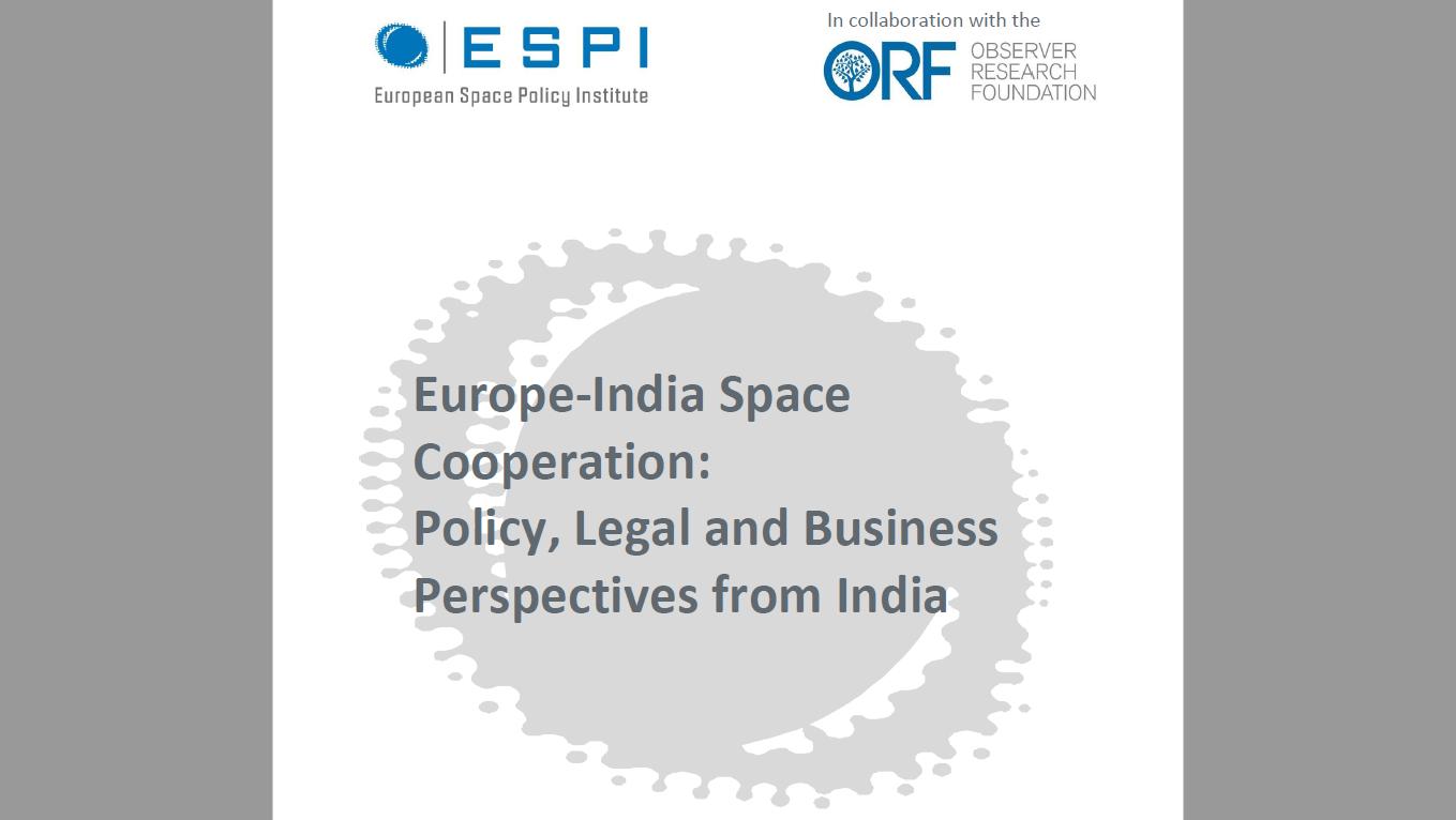 EPSI Europe-India Space Cooperation