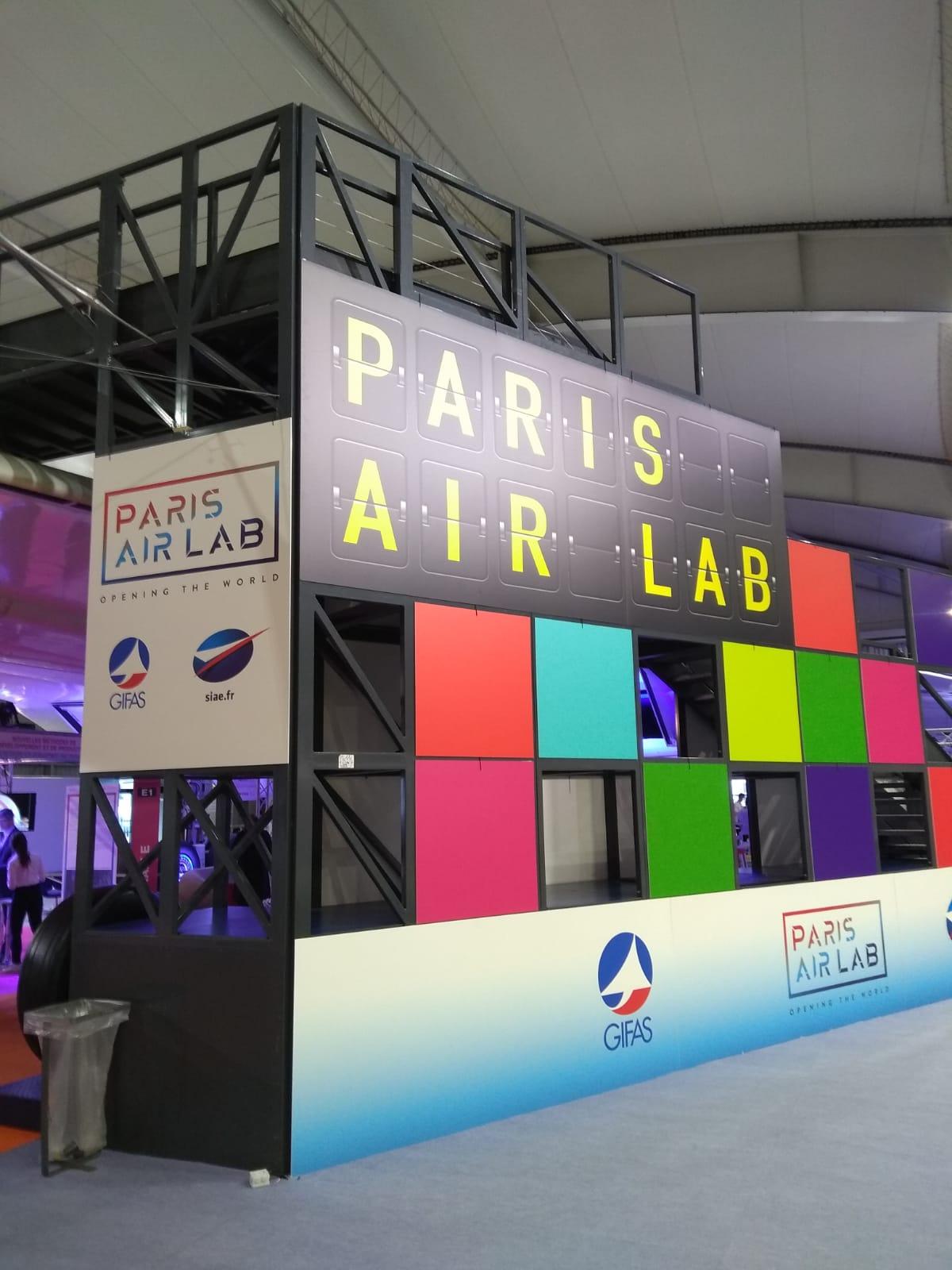 The Paris Air Lab