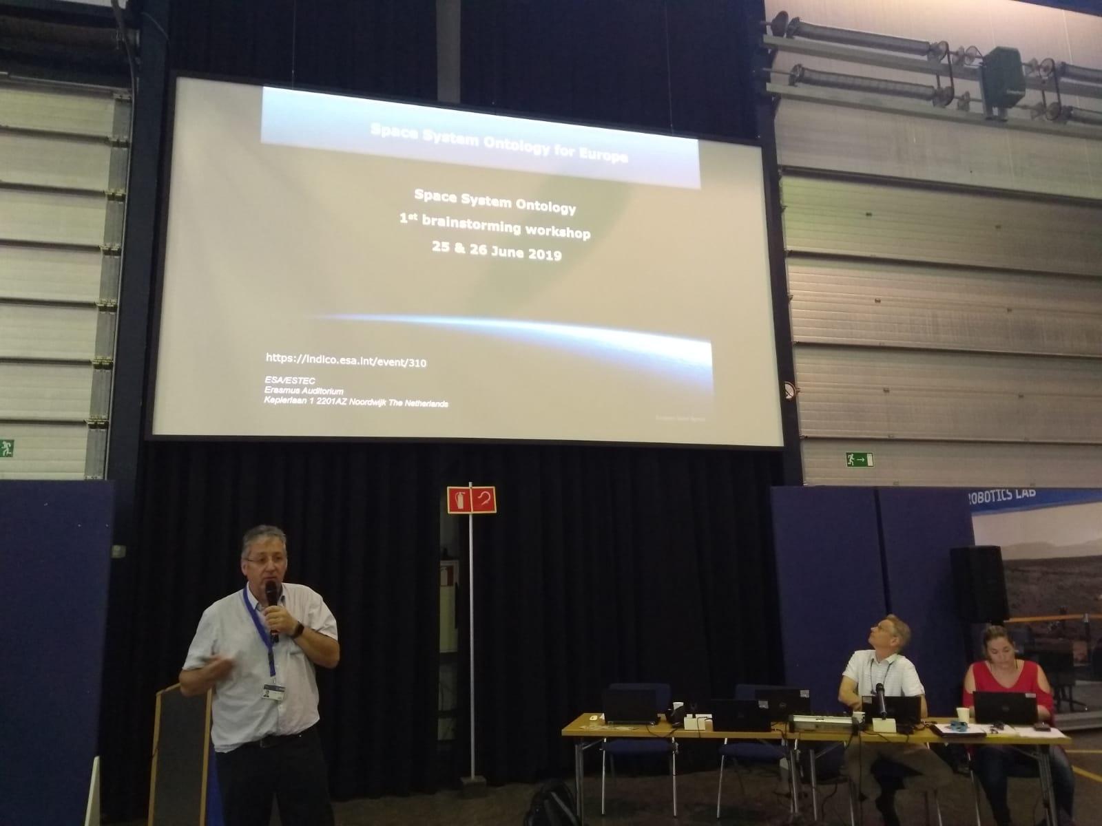 ontology workshop opening presentation