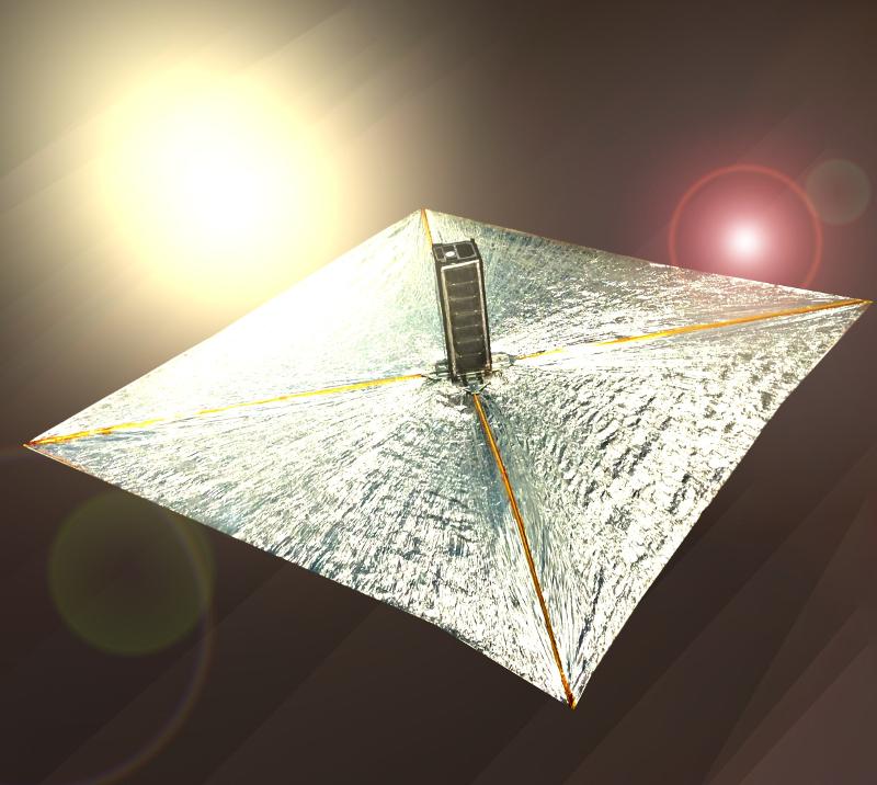 Spacemind ARTICA de-orbiting system