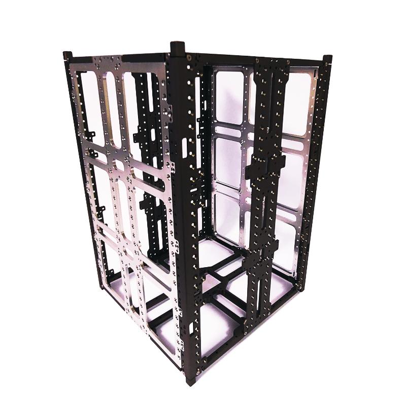 Spacemind 12U CubeSat structure
