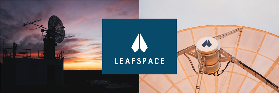Leaf Space on satsearch