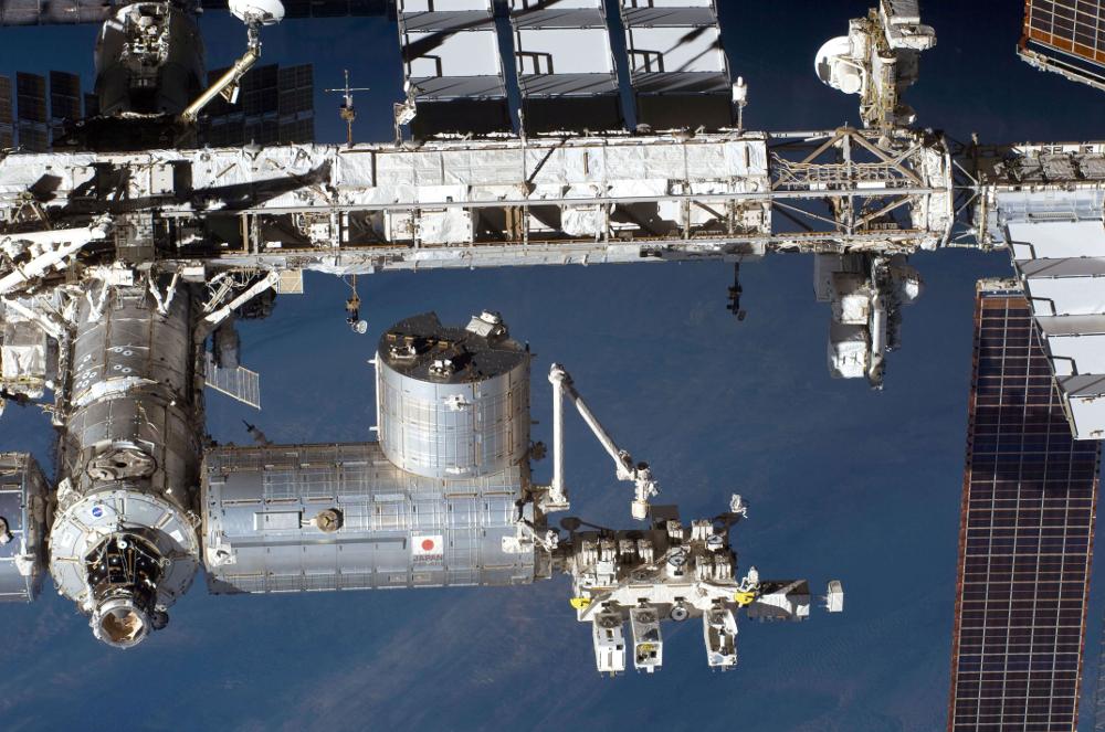 Kibo module, Space BD