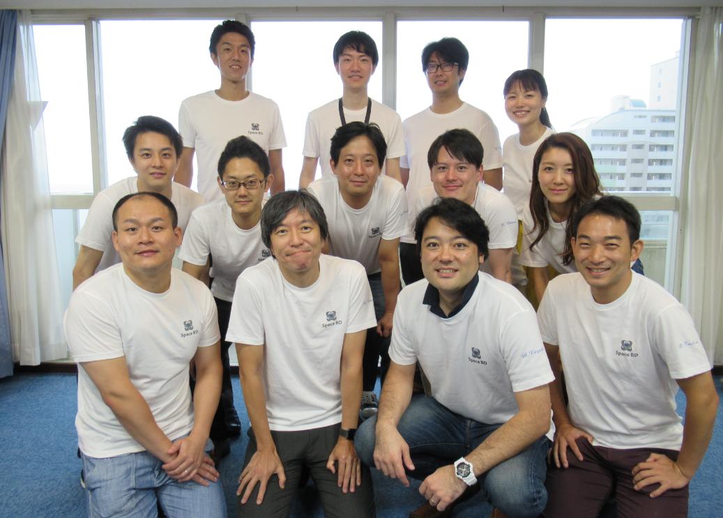 The Space BD team