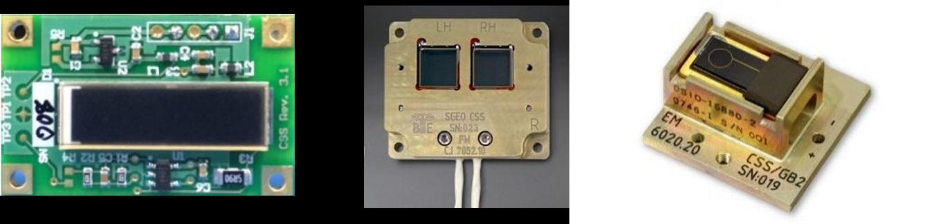 sun sensors on satsearch
