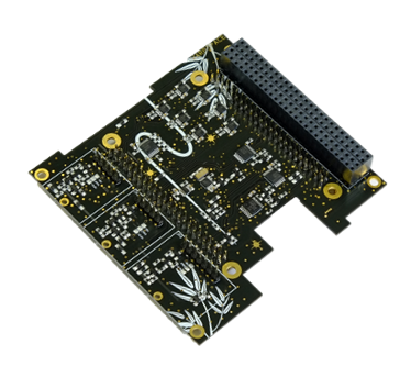 BBB-compliant OBC motherboard on satsearch