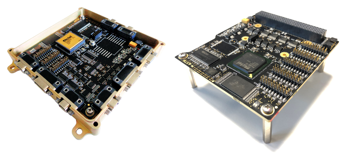 STM Space Qualified Processor Units on satsearch