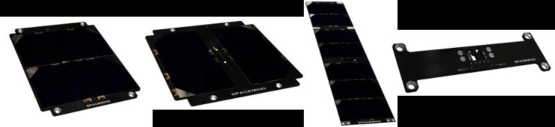 NPC Spacemind solar panels on satsearch