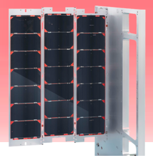 Photon Solar Panels (1U, 2U, 3U, 6U, 12U) on satsearch