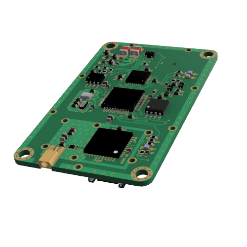 Celeste The GNSS receiver on satsearch