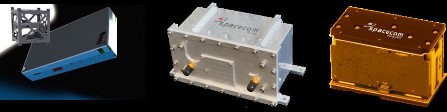 IQ Wireless S-band transmitters on satsearch