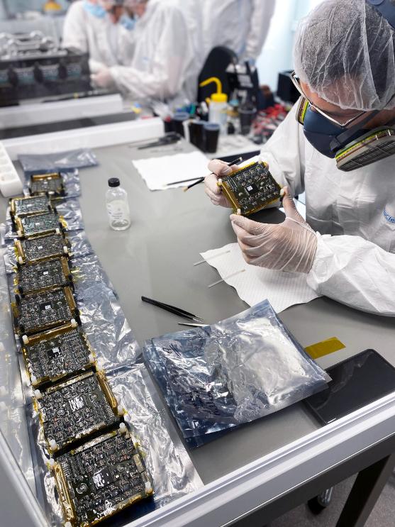 NanoAvionics on satsearch - nanosatellite engineering
