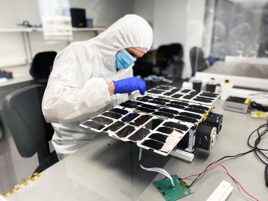 NanoAvionics nanosatellite development on satsearch