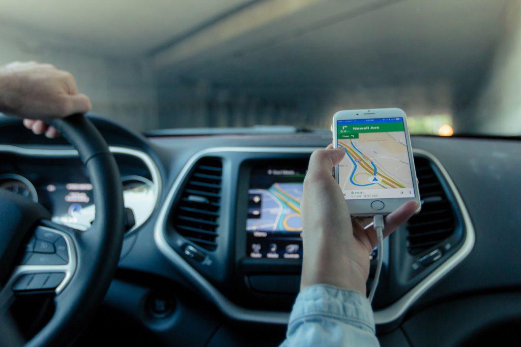 CubeSat GPS antennas on the global market - car satnav